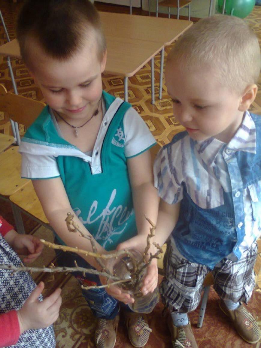 знакомство с детским садом вторая младшая группа