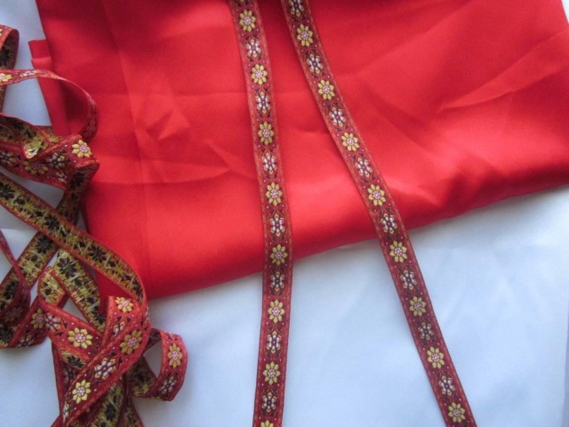 Выкройка рубахи в русском стиле для мальчика