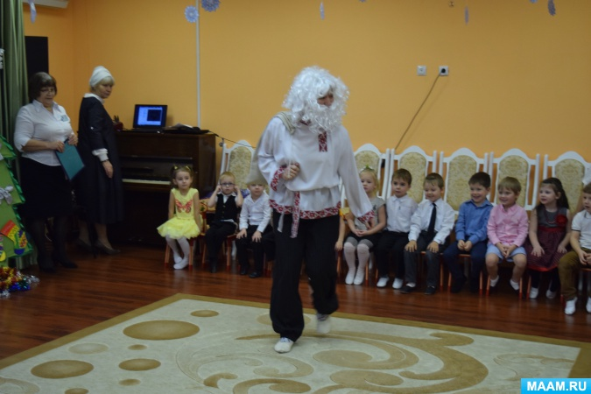 Фотоотчет православного праздника «Николин день»