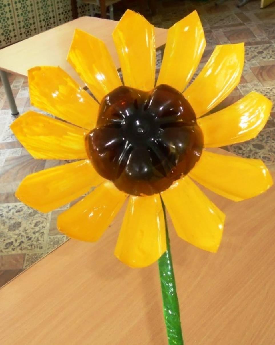 Мастер класс большие цветы из гофрированной бумаги