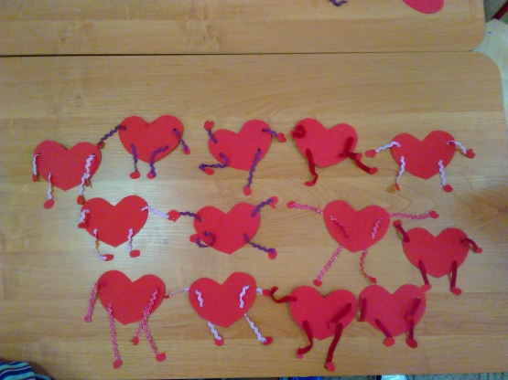 Поделки ко с днем святого валентина 375