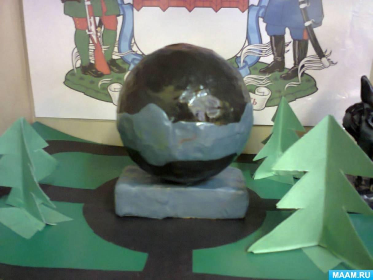 К юбилею Омска в нашем детском саду был объявлен семейный конкурс «Наш любимый город Омск»