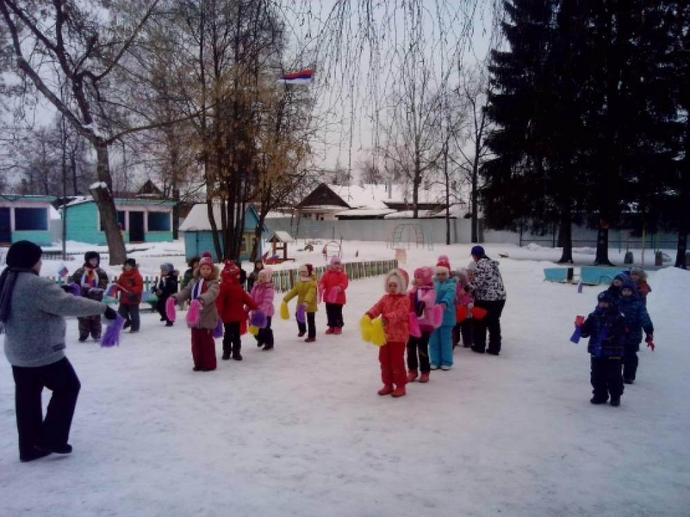 Сценарий спортивного праздника в старшей группе детского сада «Малыш Олимпиада»