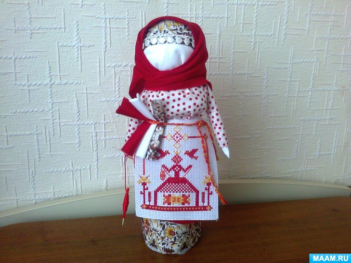 Тряпичная кукла желанница своими руками мастер класс фото поэтапно 64