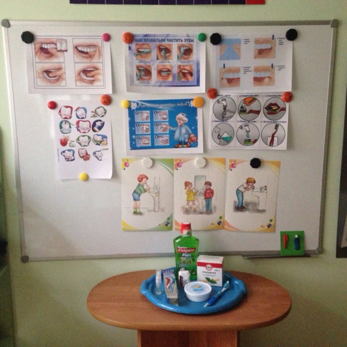 игры здоровом питании детям