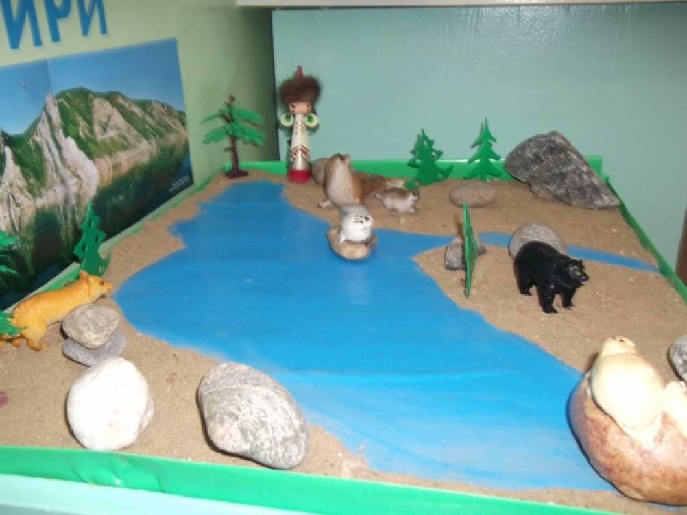 Фотоотчет об образовательном проекте «Байкал — жемчужина Сибири»