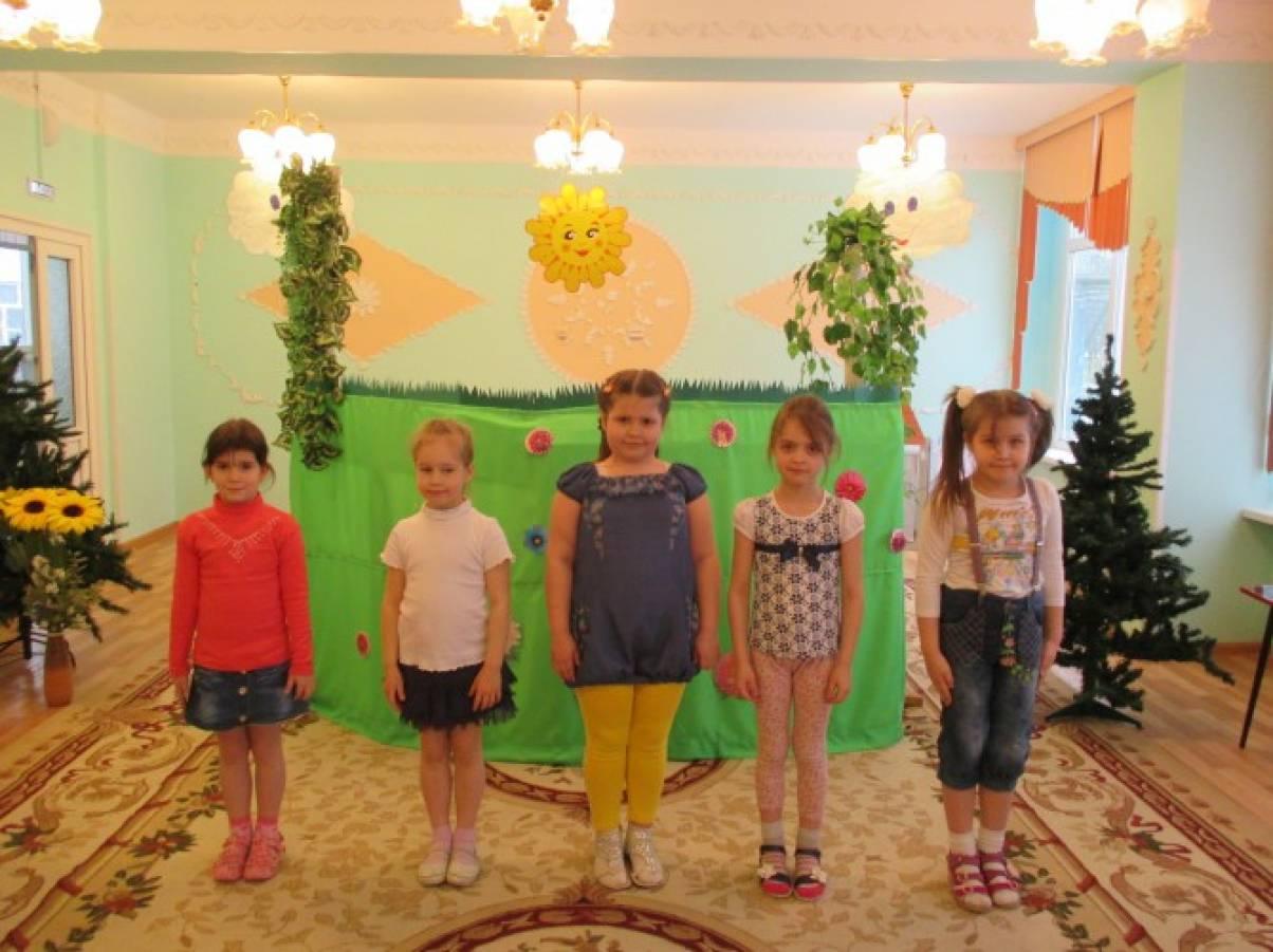 Виды детских театров своими руками фото 767