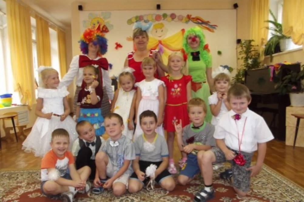 Праздник «День бантиков» для детей всех возрастных групп