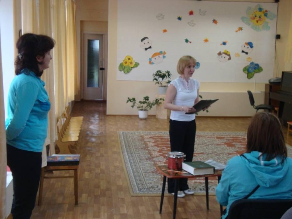Выступление на родительском собрании «Экспериментирование со звучащими предметами»