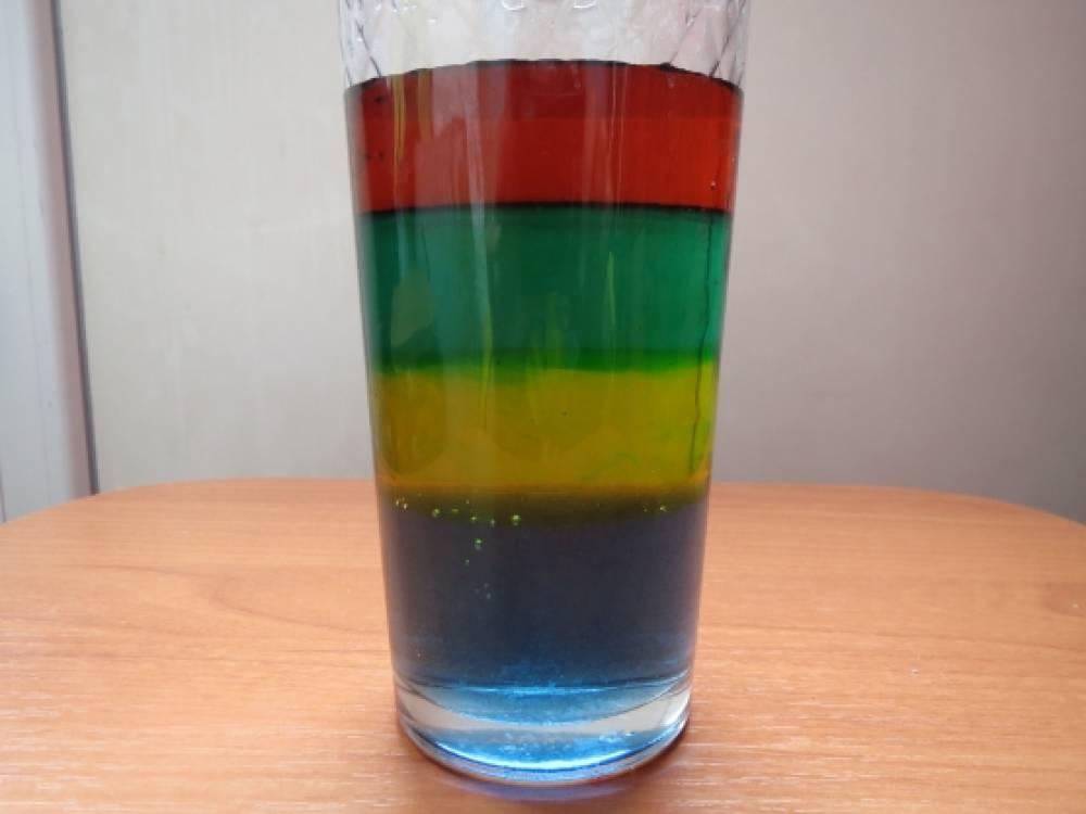 Как сделать эксперимент из воды
