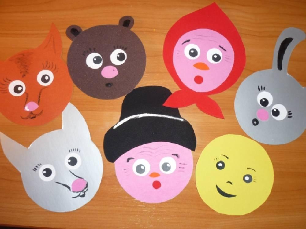 Как сделать куклу из дисков