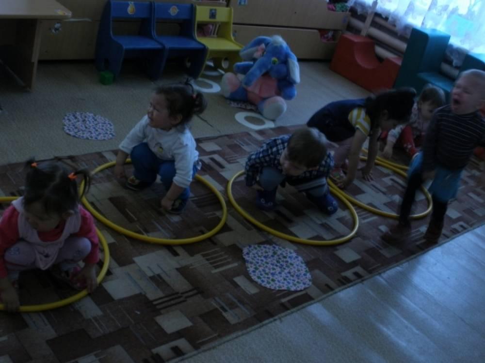Проект «Играем в подвижные игры» (ранний возраст)