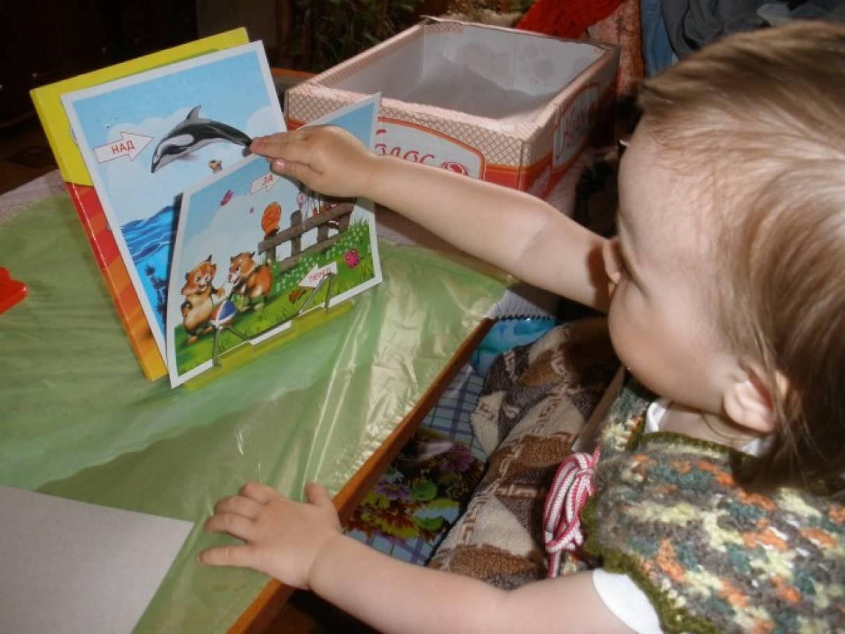 Маленькие секреты: «Я учусь…» — использование книжной подставки (ранний возраст)