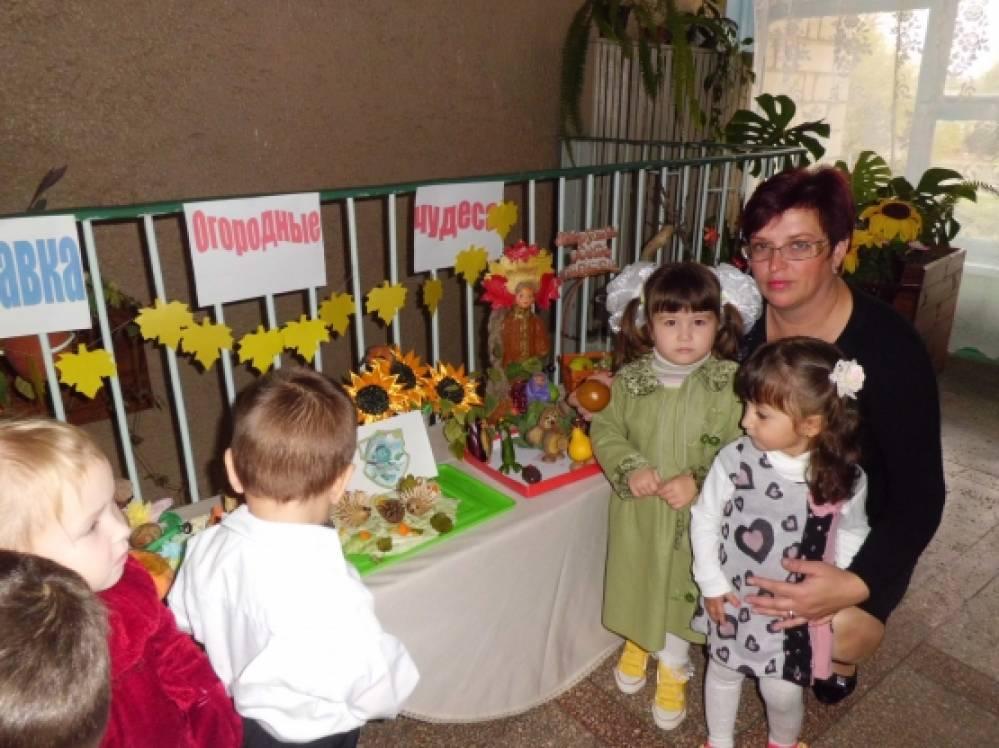 Выставки организованные в муниципальном дошкольном образовательном учреждении «Майский детский сад «Солнышко»