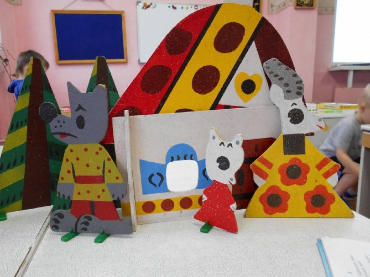 Как оформить кукольный театр в детском саду