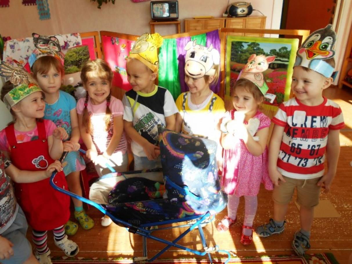 Развитие эмоций в совместной игровой деятельности (младший дошкольный возраст)