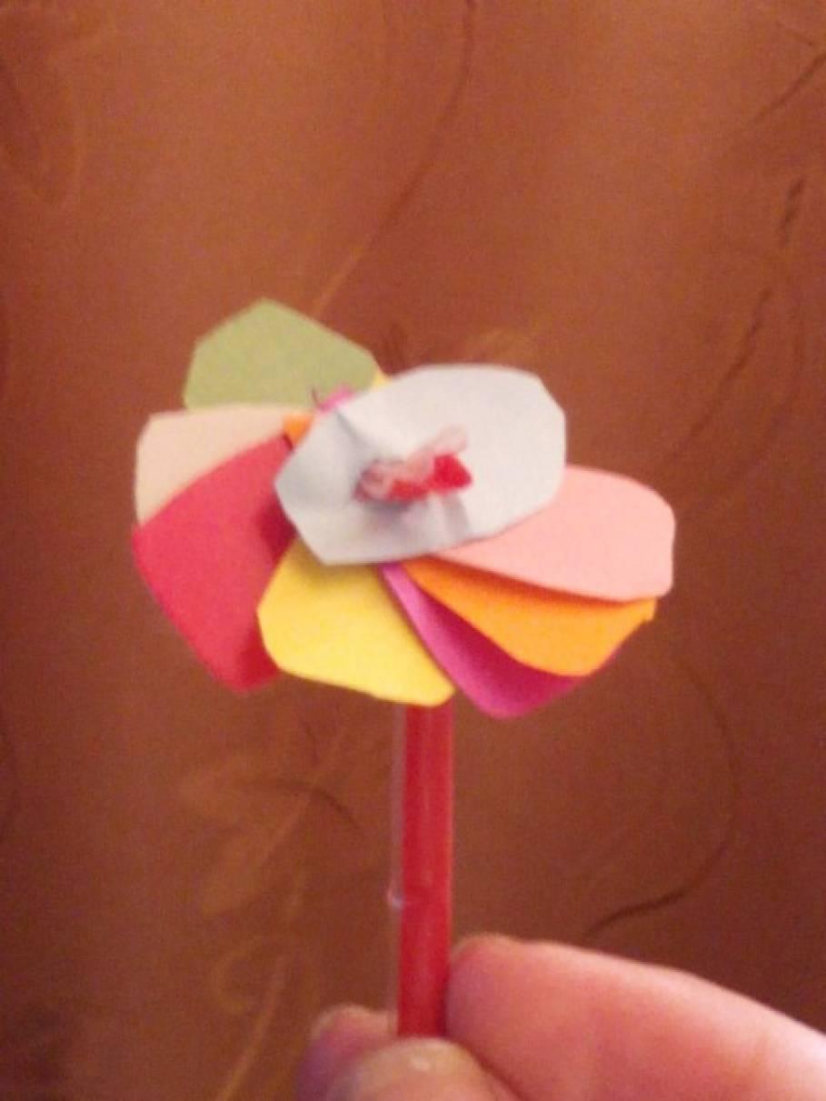 Как и из чего сделать цветик семицветик 878