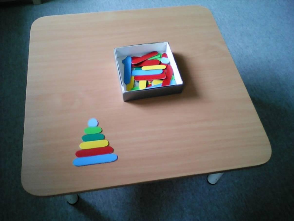 дидактическая игра собери пирамидку картинки