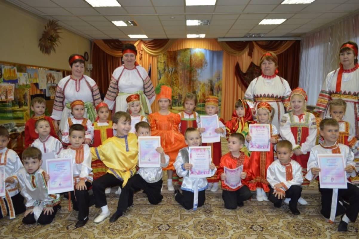 «Морковная ярмарка». Фольклорный праздник