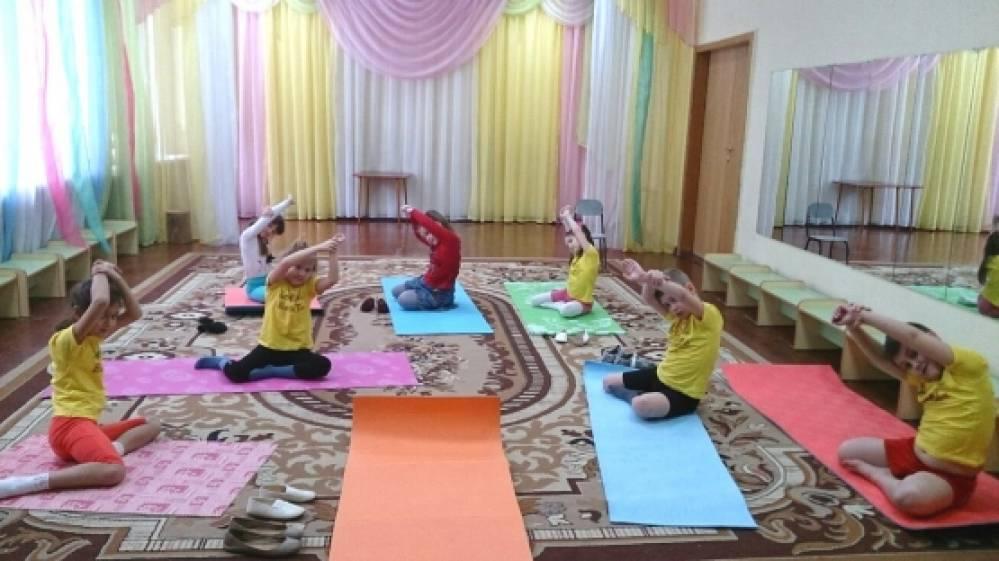 Консультация для родителей и воспитателей «Йога как инструмент гармоничного развития ребенка»