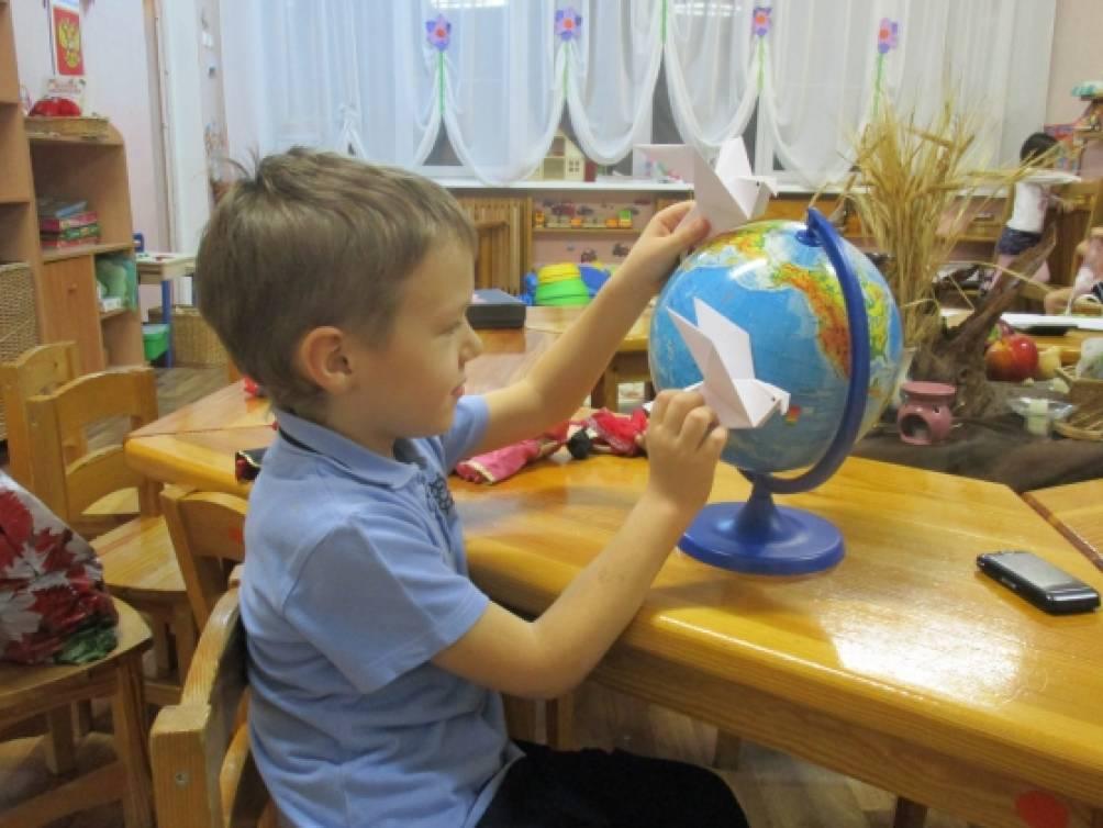 Конспект нод дружат дети всей земли