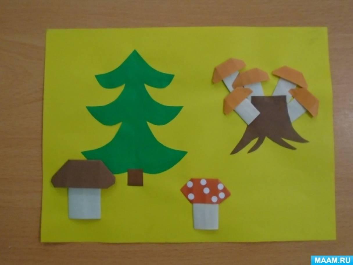 detsad-330586-1570983047 Аппликация из бумаги. Идеи для детского творчества. Воспитателям детских садов, школьным учителям и педагогам