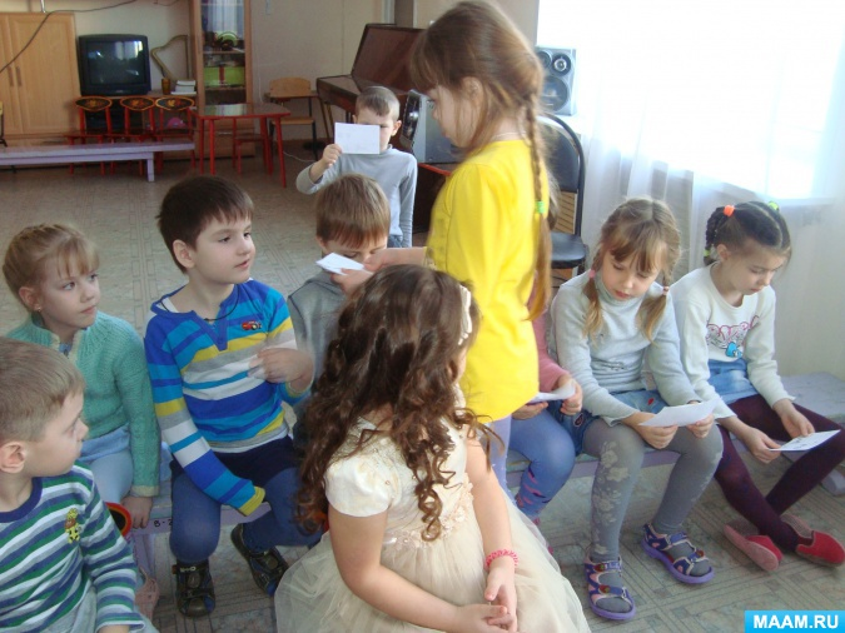 знакомство дошкольников с детскими писателями