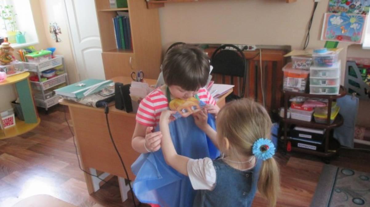 Роль театральной деятельности в развитии дошкольников. Инсценировка русской народной сказки «Три медведя» (фотоотчет)