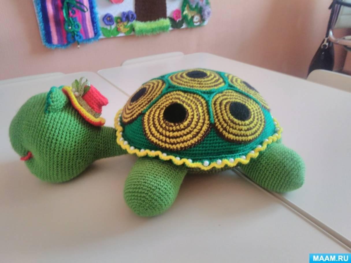 Логопедическая игра «Черепаха»