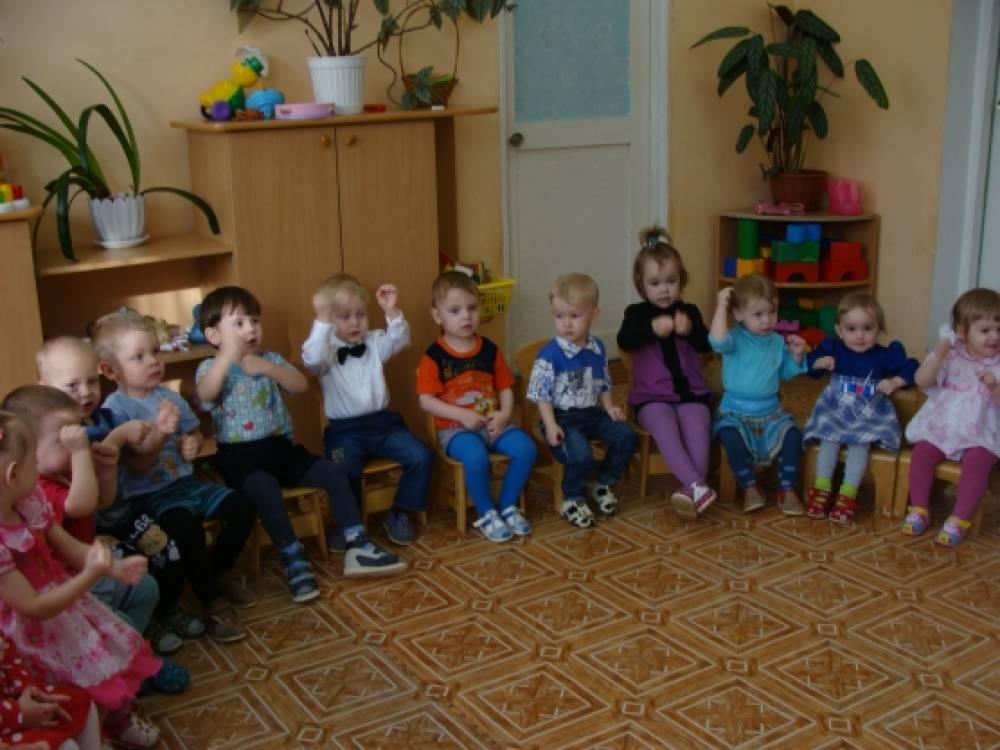 знакомство детей с очистительной куклой