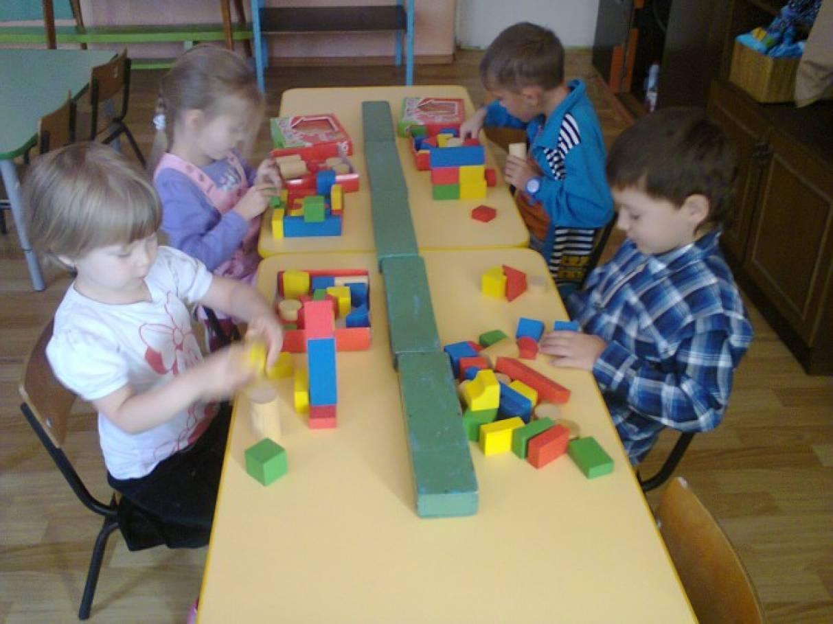 Конструирование в детский сад 175