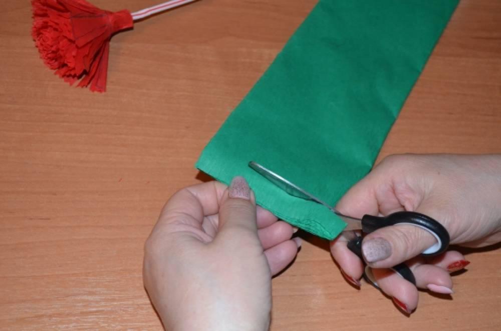 Мастер класс по изготовлению гвоздики своими руками