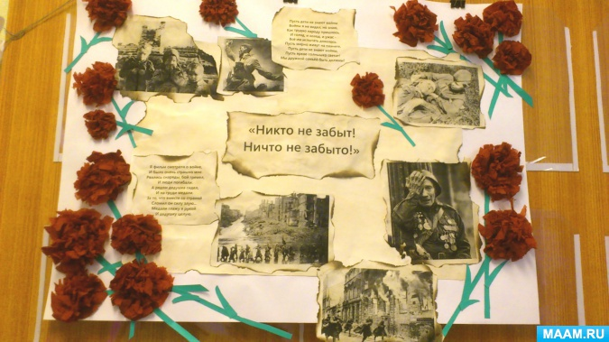 Мастер-класс для педагогов «Создание плаката, коллажа, стенгазеты в ретро стиле»