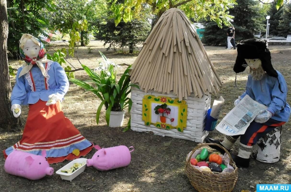Кукольный домик своими руками из пластиковых панелей 76