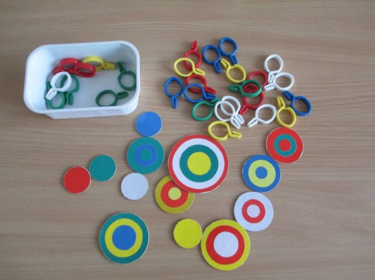 Развивающая игрушка своими руками резинки 36