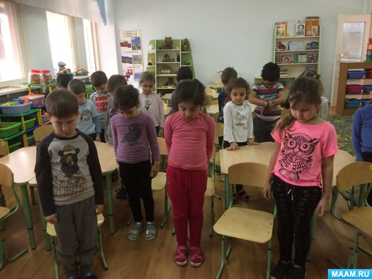 Познавательная беседа с детьми старшей группы «Блокада Ленинграда»