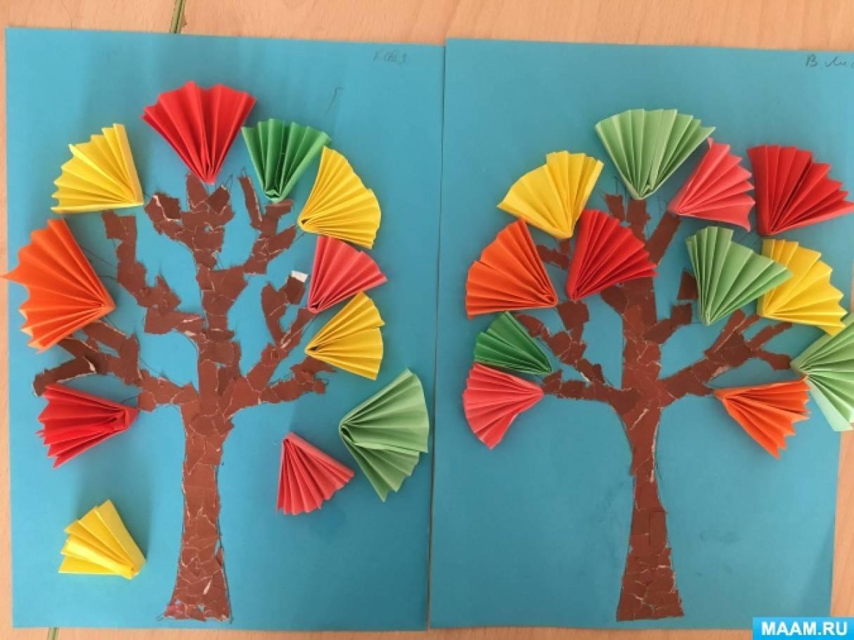 detsad-337223-1511791413 Осенние поделки из листьев на тему Золотая осень: как сделать своими руками в садик и школу