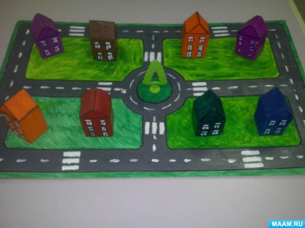 Конспект НОД по ПДД во второй младшей группе «Дорожный этикет для Незнайки»