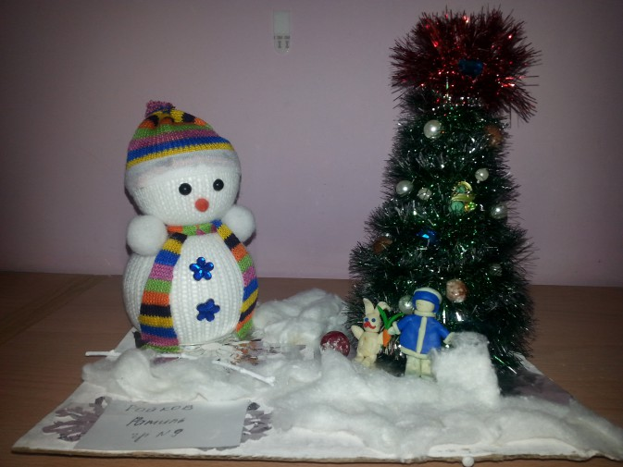 Новый год для детей 2 младшей группы