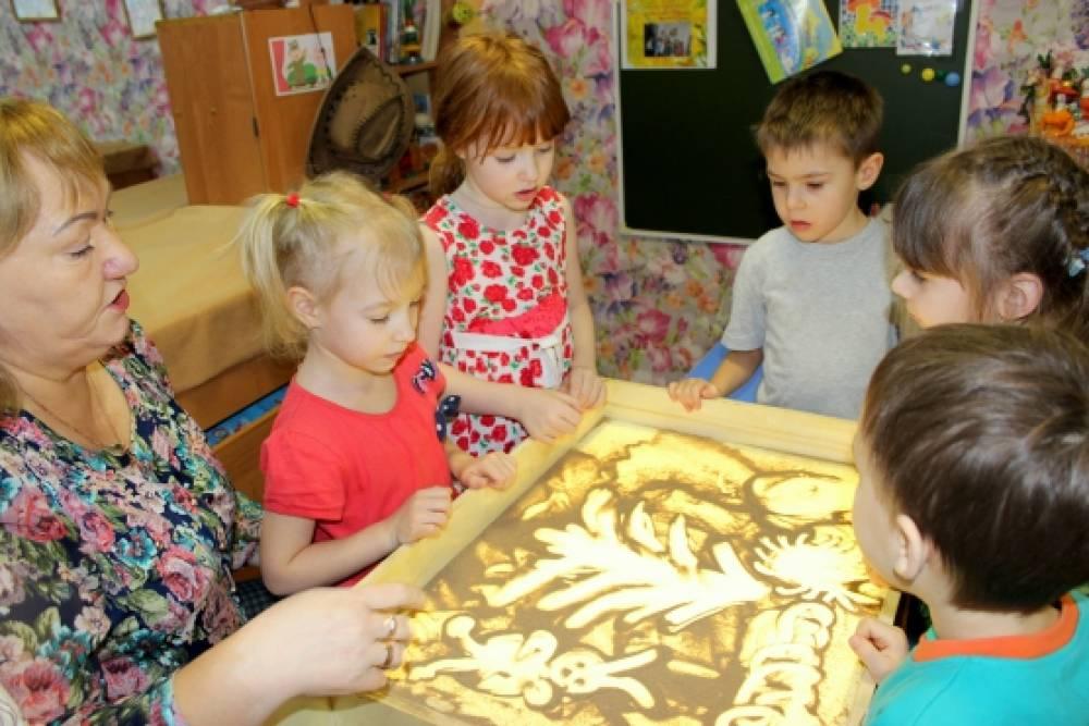 Мастер класс для педагогов «Песочные сказки» Арт-терапия: рисование на песке старший дошкольный возраст.