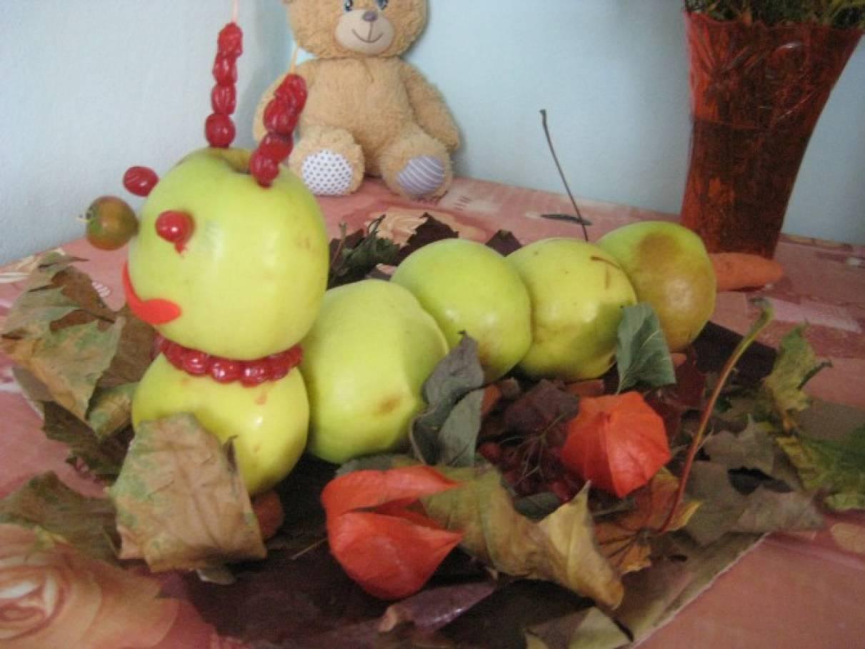 Выставка детских поделок «Волшебный сундучок осени»