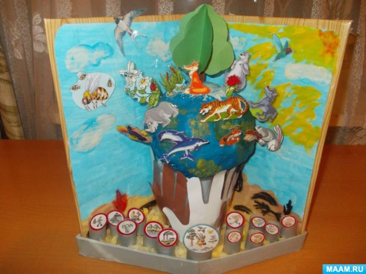 Поделки для детей по экологии
