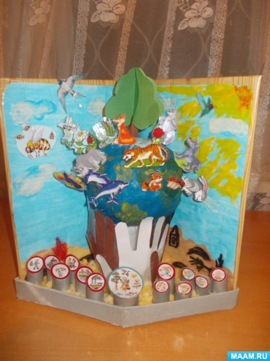 Поделки по теме экология в детском саду 29