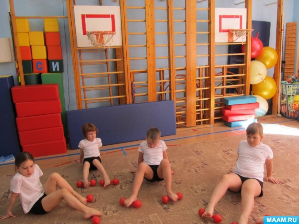 Профилактика плоскостопия у ребенка. Упражнения, предупреждающие развитие плоскостопия