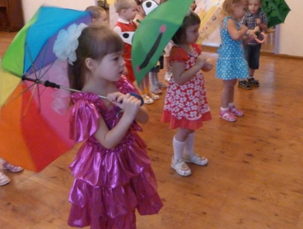 Сценарий сказки в детском саду в средней группе