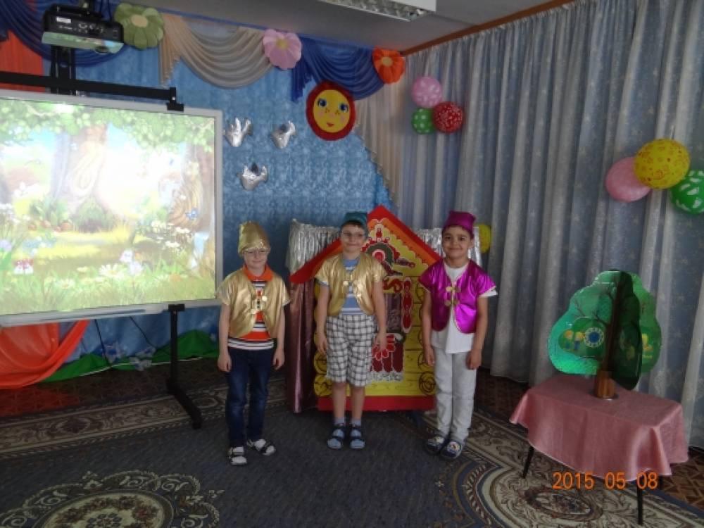 Самоанализ непосредственно образовательной деятельности в группе для детей старшего дошкольного возраста (фотоотчёт)