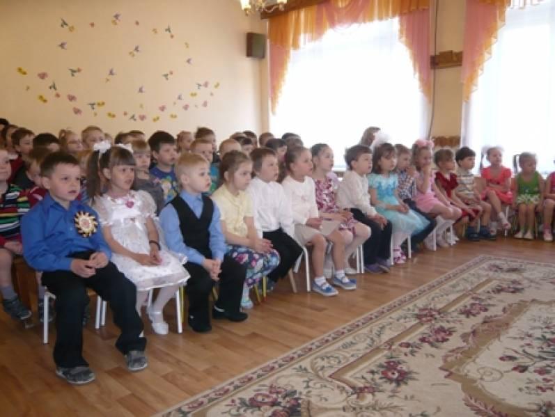 Сценарий развлечения для детей средней группы «Помним, чтим, гордимся»