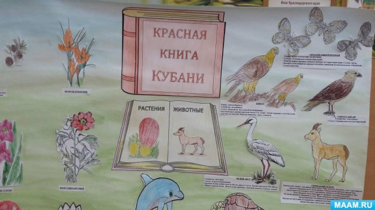 плакат о животных занесенных в красную книгу россии когда служила военном