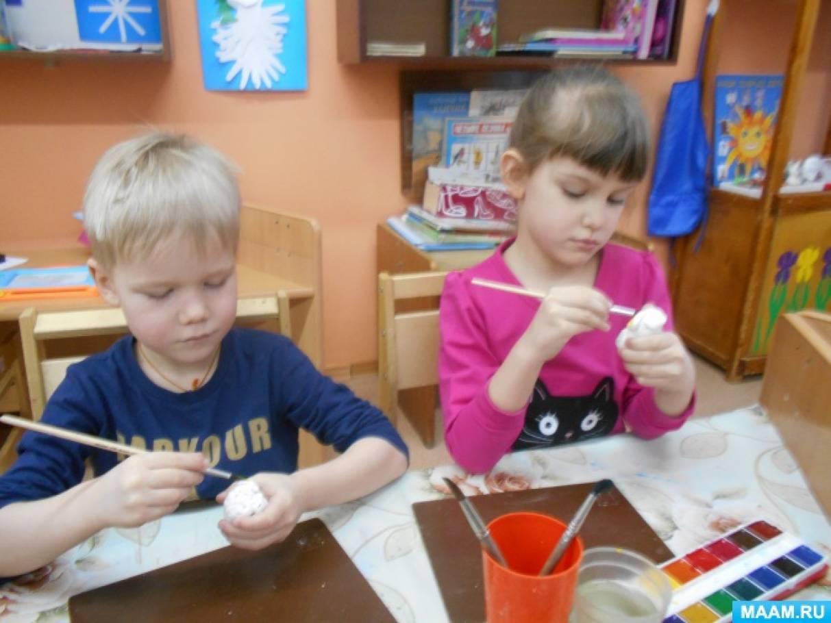 Развитие ручной умелости посредством лепки из глины у детей с ограниченными возможностями здоровья