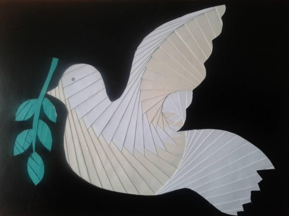 28 карточек в коллекции «Рисунок голубь мира » пользователя Ирина